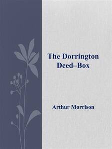 TheDorrington deed-box
