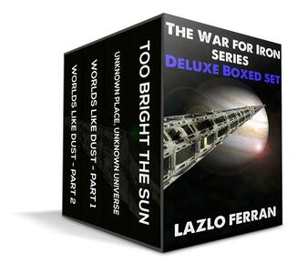 Thewar for iron: element of civilization. Deluxe boxed set
