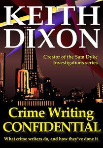 Crime Writing Confidential