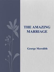 Theamazing marriage