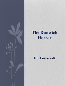 TheDunwich horror