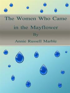 Thewomen who came in the Mayflower