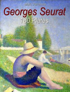 Georges Seurat: 180 plates