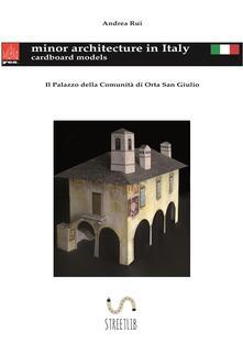 Il Palazzo della Comunità di Orta San Giulio - Andrea Rui - ebook
