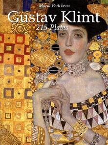 Gustav Klimt: 215 Plates