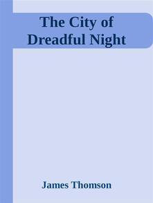 Thecity of dreadful night