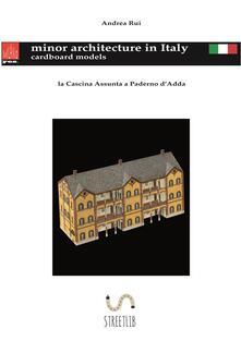 La cascina Assunta a Paderno d'Adda - Andrea Rui - ebook