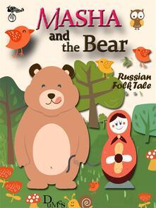 Masha and the bear. Russian folk tale