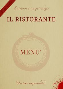 Il ristorante - Dom Drake - ebook