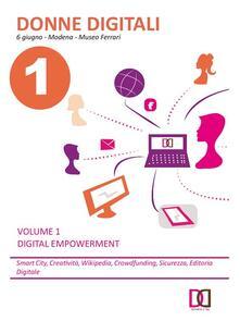 Donne digitali 2015. Vol. 1 - Ewmd Ewmd - ebook