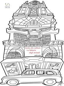 Leggere ... La Fattoria degli Animali   George Orwell - Carla Aira - ebook