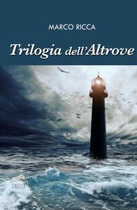 Trilogia dell'altrove - Marco Ricca - copertina