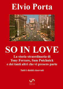 So in love - Elvio Porta - copertina