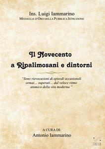 Il Novecento a Ripalimosani e dintorni - Luigi Iammarino - copertina