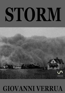 Storm - Giovanni Verrua - copertina
