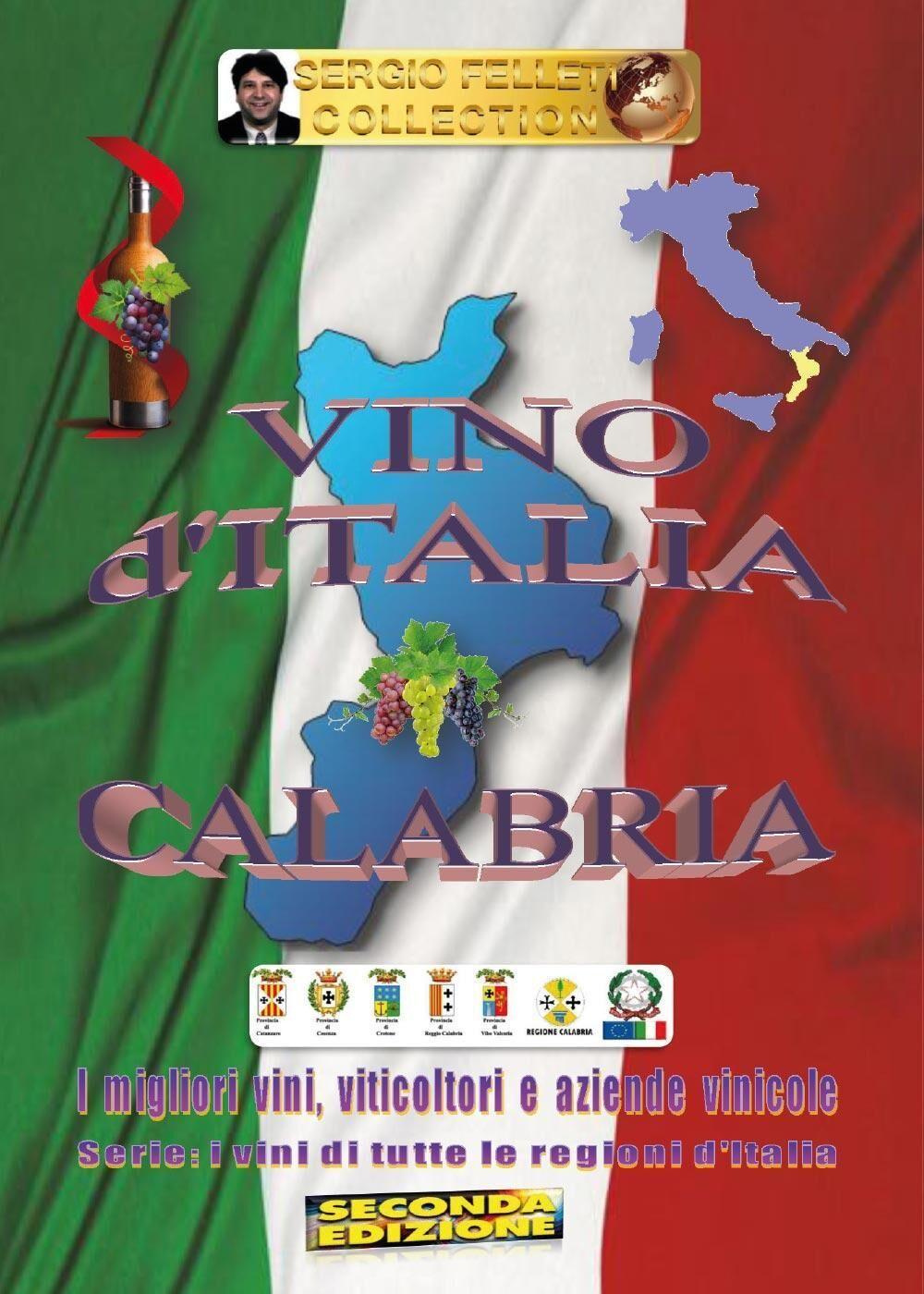 Vino d'Italia. Calabria