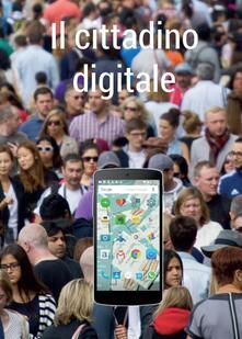 Il cittadino digitale - Paolo Pisani - copertina