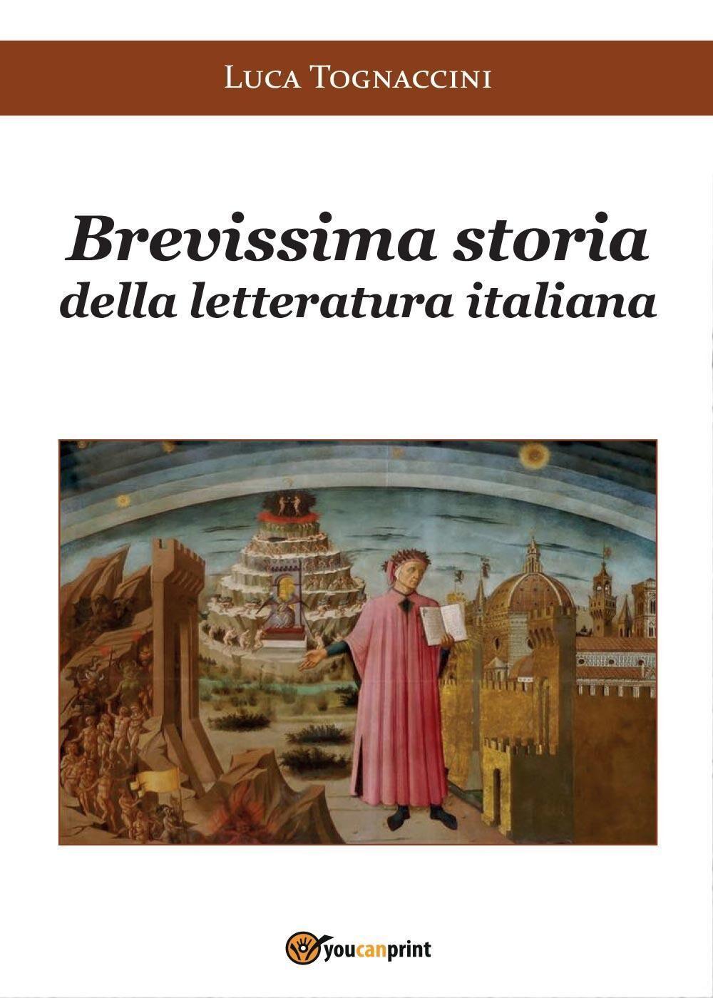 Brevissima storia della letteratura italiana