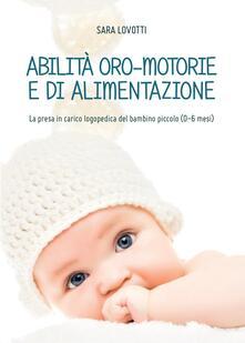 Ilmeglio-delweb.it Abilità oro-motorie e di alimentazione: la presa in carico logopedica del bambino piccolo (0-6 mesi) Image