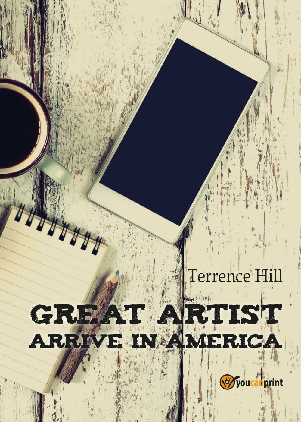 Great artist arrive in America