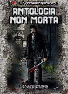 Antologia non morta - Nicola Furia - copertina