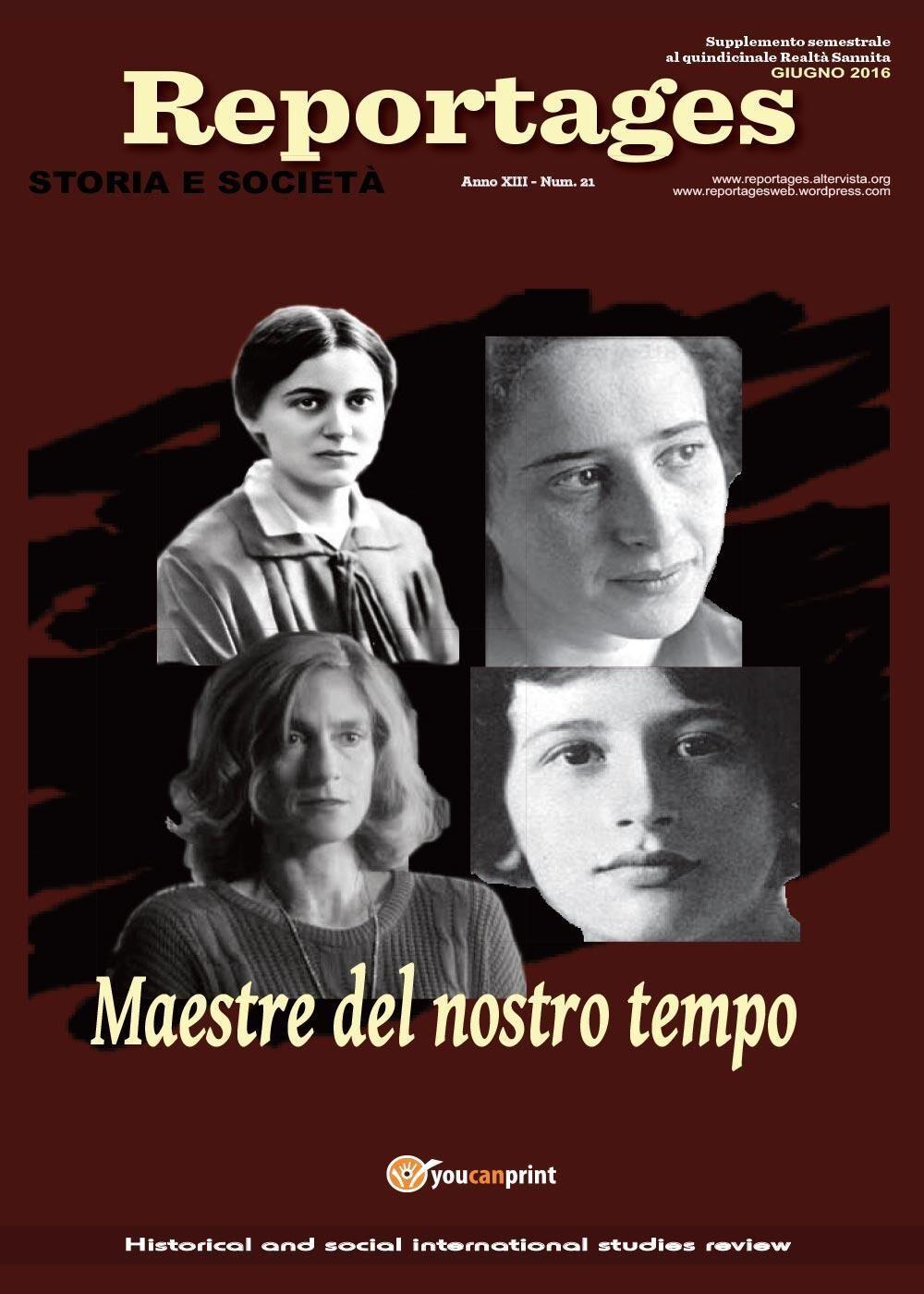 Reportages. Storia e società. Vol. 21