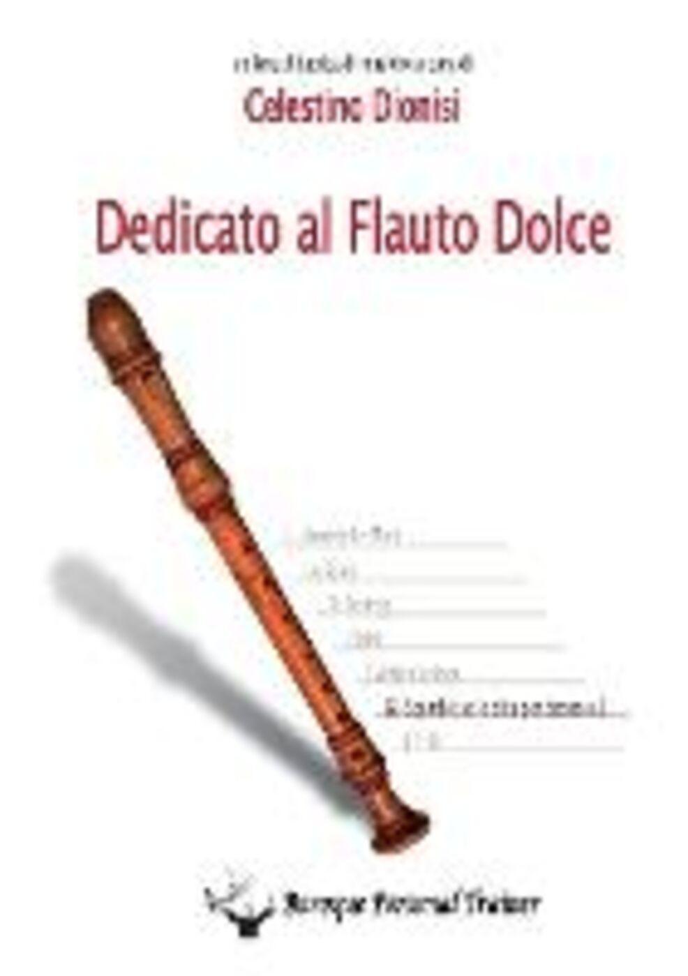 Dedicato al flauto dolce. Gli scambi tra le dita per basso. Vol. 1