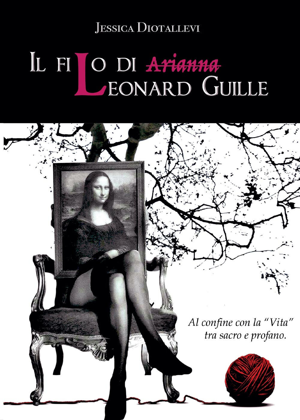 Il filo di Leonard Guille. Al confine con la vita, tra sacro e profano