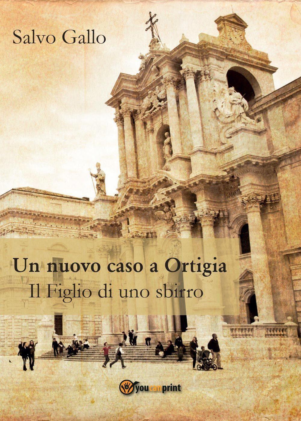 Un nuovo caso a Ortigia. Il figlio di uno sbirro