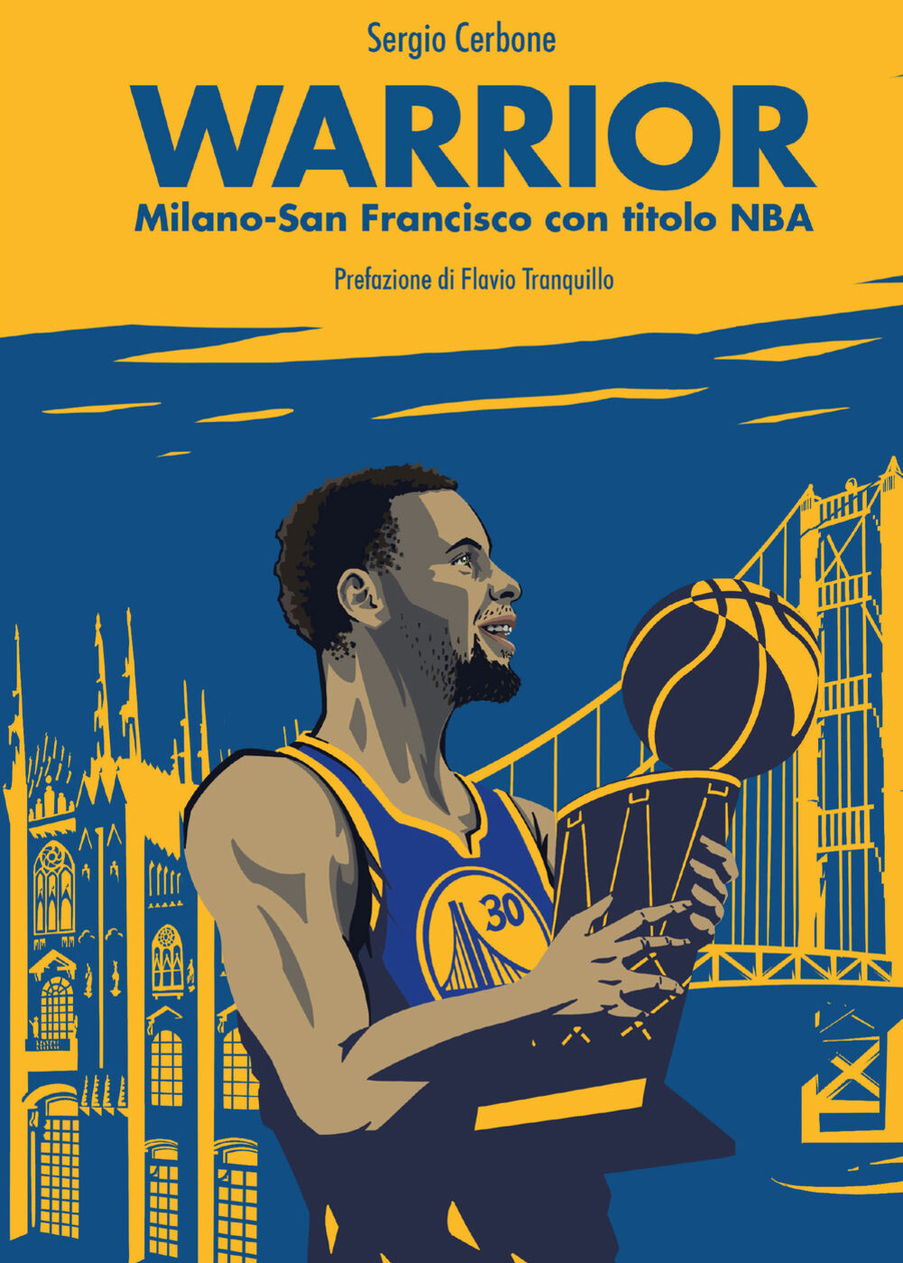 Warrior. Milano-San Francisco con titolo NBA
