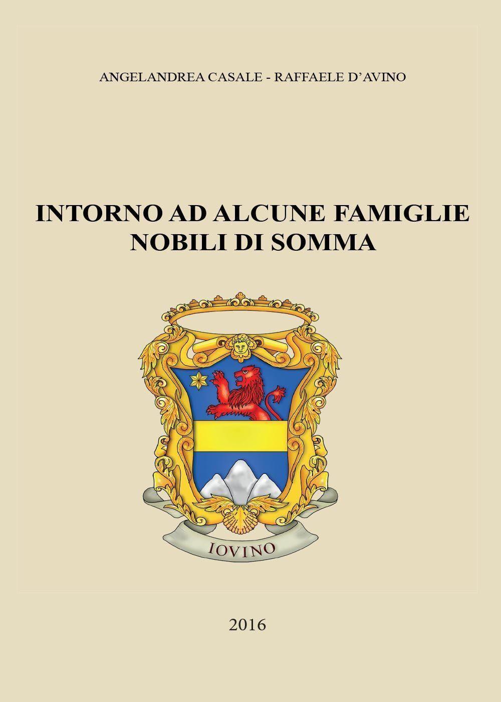 Intorno ad alcune famiglie nobili di Somma