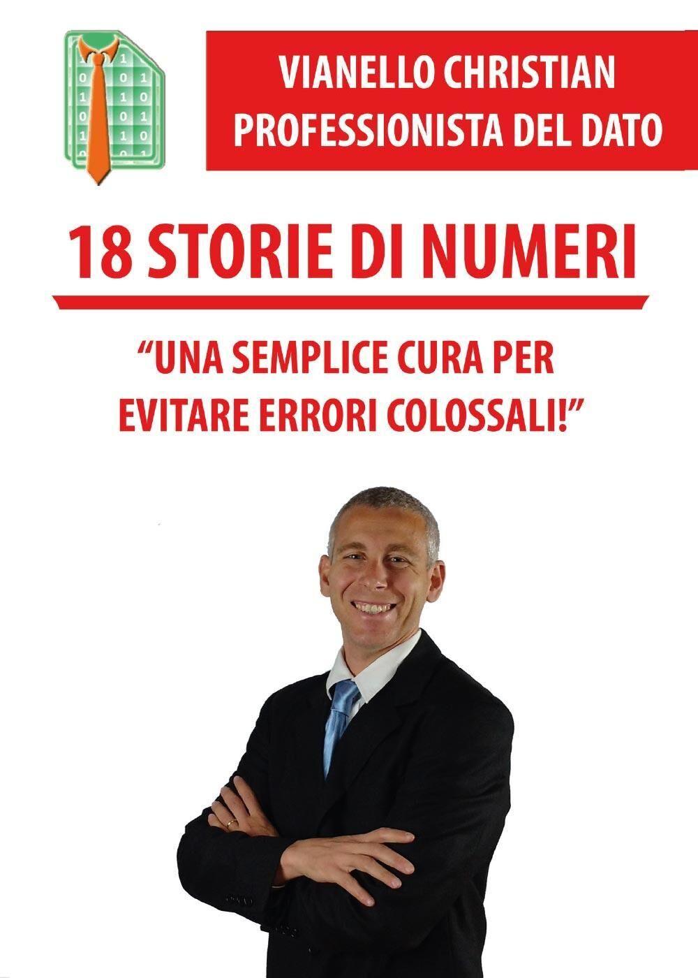 18 storie di numeri