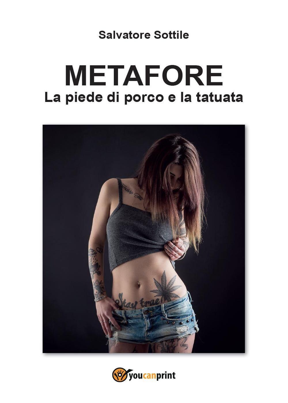 Metafore. La piede di porco e la tatuata