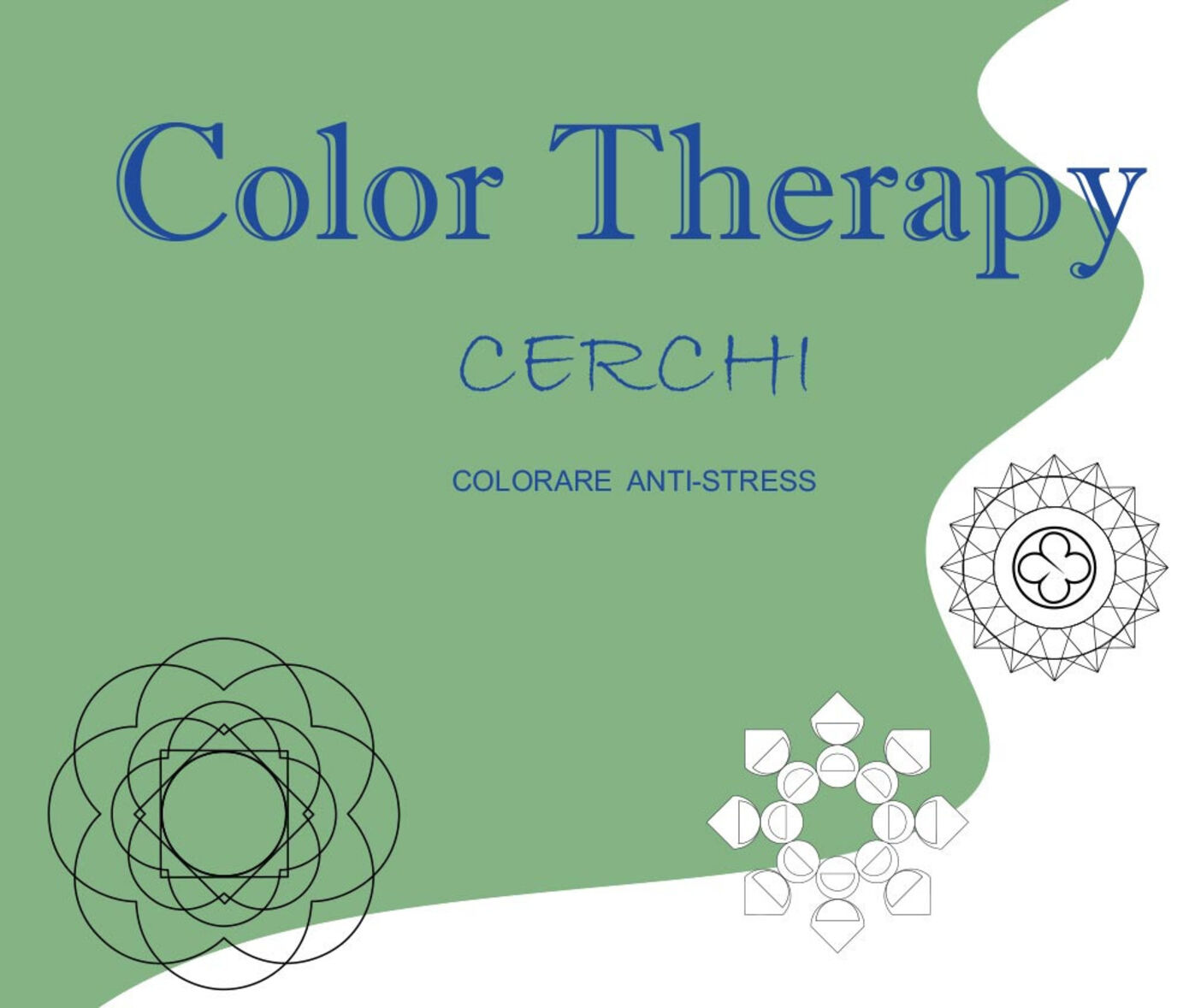 Cerchi. Color therapy