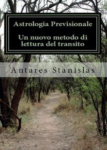 Lpgcsostenible.es Astrologia previsionale. Un nuovo metodo di lettura del transito Image