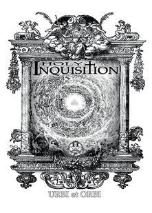 Urbi et orbi. Holy inquisition. Omnibus - Alessio Piredda - copertina