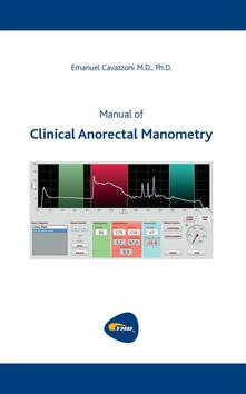 Manual of clinical anal manometry