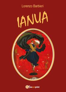 Janua - Lorenzo Barbieri - copertina