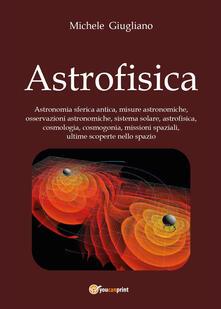 Radiospeed.it Astrofisica Image