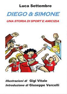 Diego & Simone - Luca Settembre - copertina