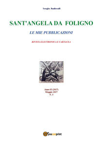 Sant'Angela da Foligno. Vol. 3