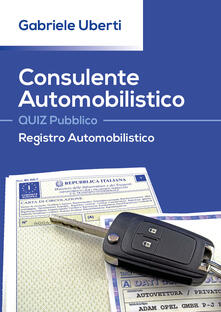 Filippodegasperi.it Consulente Automobilistico. Quiz pubblico. Registro Automobilistico Image