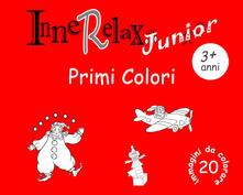 Vitalitart.it Primi colori. InneRelax Junior. 20 immagini da colorare. Ediz. illustrata. Vol. 1 Image
