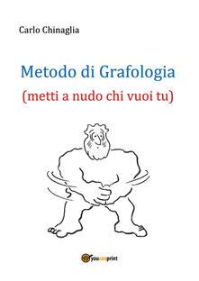Daddyswing.es Metodo di grafologia (metti a nudo chi vuoi tu) Image
