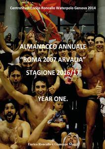 Almanacco annuale «Roma 2007 Arvalia» 2016/17