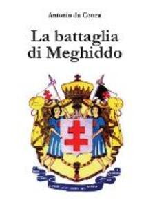 La battaglia di Meghiddo. Templari