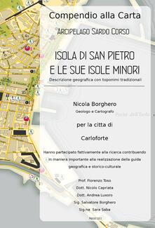 Compendio alla Carta dal titolo: Arcipelago Sardo Corso. Isola di San Pietro e le sue isole minori.pdf