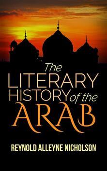 Theliterary history of the arab
