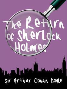 Thereturn of Sherlock Holmes