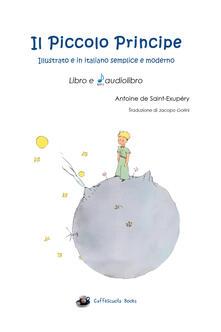 Il Piccolo Principe. Ediz. integrale. Con File audio per il download - Antoine de Saint-Exupéry - copertina